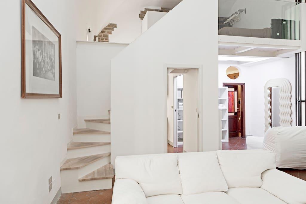 Luxury Loft in the heart Florence