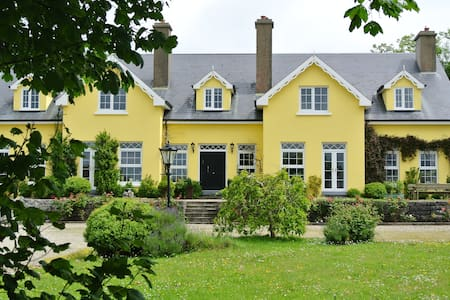 Located in Ballyvaughan, the Gateway to the Burren, Drumcreehy B&B is a delightful country style home, boasting superb views of Galway Bay and the surrounding Burren Landscape. Relax and enjoy this beautiful Country House with its open fires.
