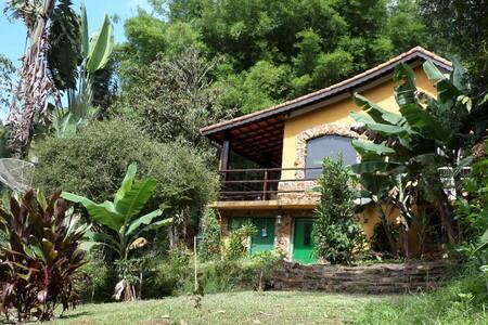 Earth, Our One Home - Juquitiba - Casa de campo