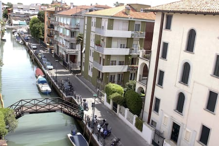 Large double-room in Venice