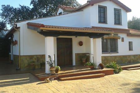 Casa en la Sierra cerca de Córdoba. - Almhütte