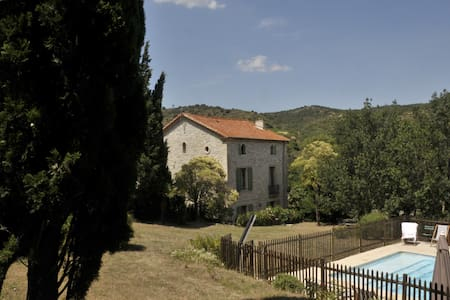 B&B in the Cathar country - Cascastel-des-Corbières