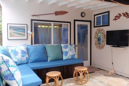 1 BEDROOM ON BEAUTIFUL SANDY BEACH - Laie - Casa