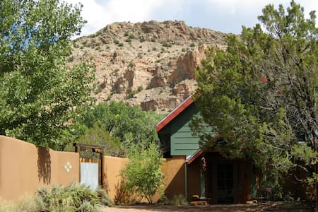 Solar House on the Rio Chama - Abiquiu