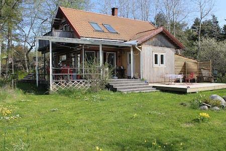 Wonderful house on idyllic island - Värmdö - House