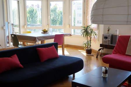 100m2-Centre Lyon-Quais - Lyon - Apartment