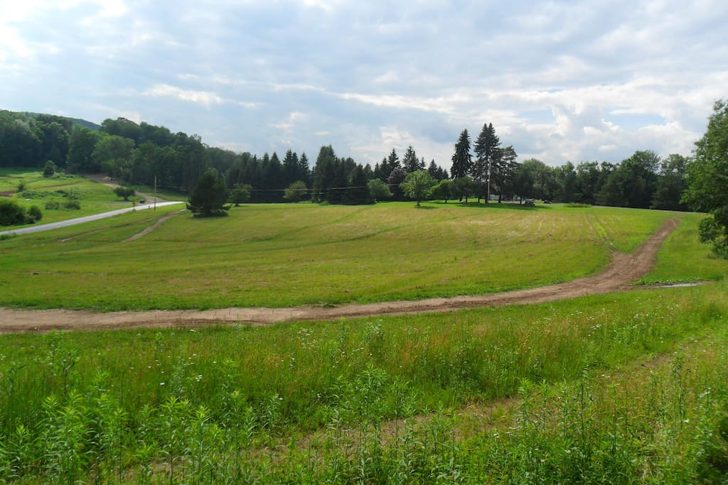PA. 120 ACRE LODGE/MOTOCROSS TRACK