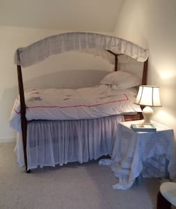 Beautiful Cotswold rooms in self contained annex. - Aldsworth - House