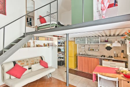 Quiet flat with private court