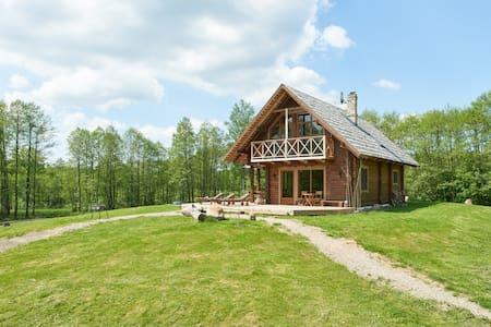 """Dabintos valley"" lake house - Elektrėnai Municipality - House"