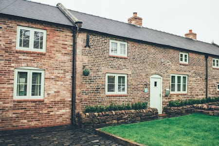 1 Rose Cottages  - Endon - Casa