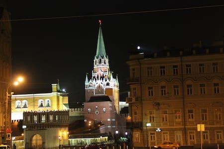Hostel just 300m from Kremlin!