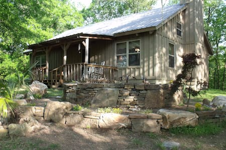 The Cabin Retreat: rest/relax/rejuvenate - Pearcy - Cabin