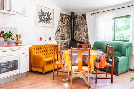 Separate guest house near Madrid  - Pension