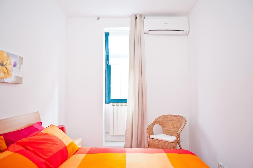 Brand new flat in Trastevere, 4 min