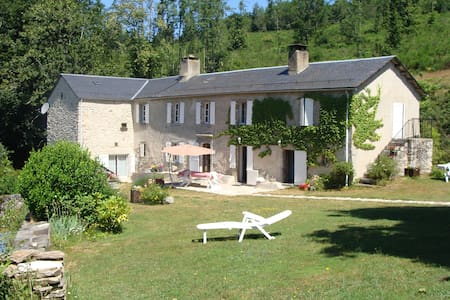 Charming house in natural parc! - Castelnau-de-Brassac - Rumah