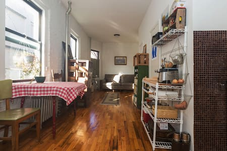 Private room in the Lower East Side