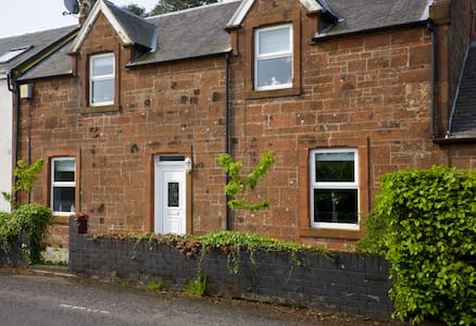 2.5  bed cottage Ayrshire / Glasgow - 一軒家