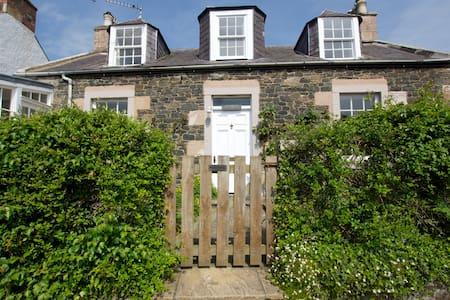 Marr Cottage Melrose Roxburghshire - Hus