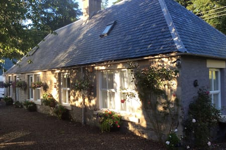 Charming cosy cottage in Glenlivet - Domek parterowy