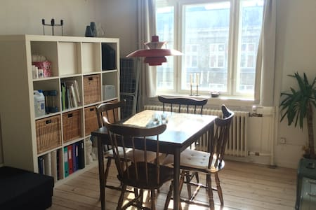 Cosy and renovated home in Nørrebro - København - Apartment