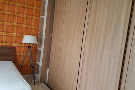 Appartement + parking prive Luxembourg - Lägenhet