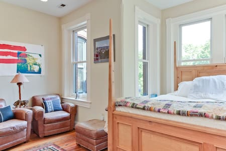 Master Bedroom Suite, Capitol Hill!