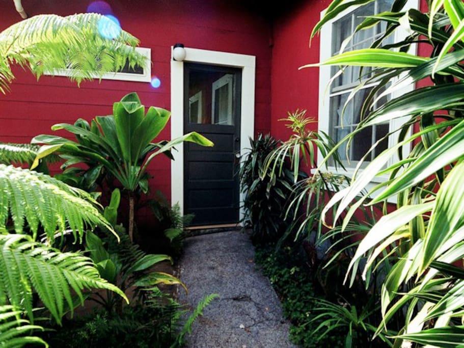 Rental Apartment  - Private entrance