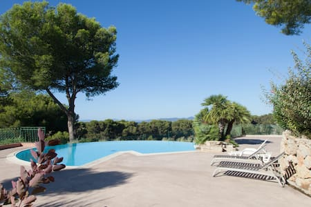 Beautiful place in south of France - Flat