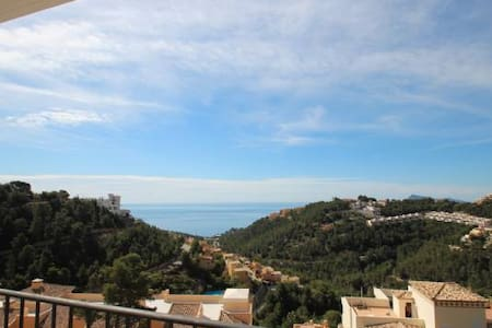 AMAZING APARTMENT ALTEA HILLS - Huoneisto