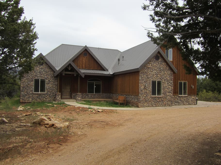 Zion national park mountain cabin houses for rent in for Cabins for rent in zion national park