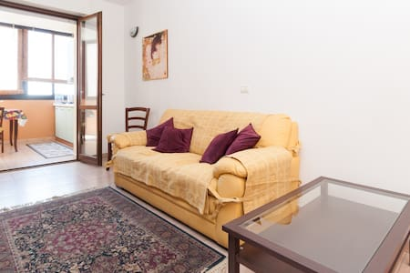 large three-room furnished - Appartamento