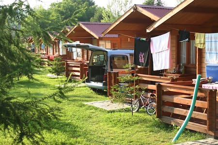 Vasskert Camping - Sovata - Chalet