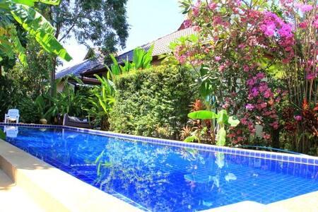 WiFi 100Mb! pool 2+1 Nai Harn beach in 5 minute - Wohnung