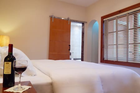 Suite Deluxe King com Jacuzzi - Guapimirim - Bed & Breakfast