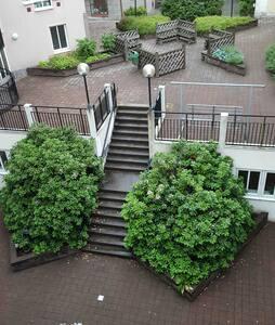 TOPPLÄGE, MITT I CENTRUM, FRÄSCHT KOMPLETT BOENDE! - Wohnung