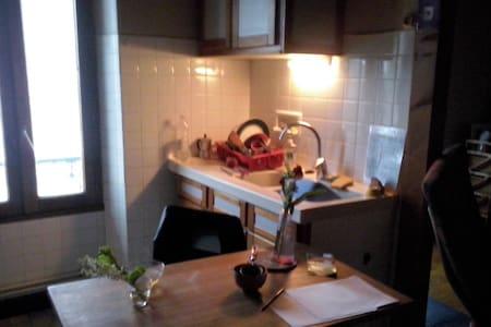 location appartement dans le triève - Leilighet