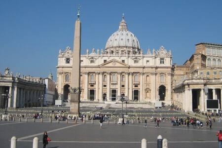 Roma San Pietro Holiday