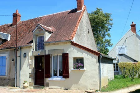 Compact country house, Burgundy - Dům