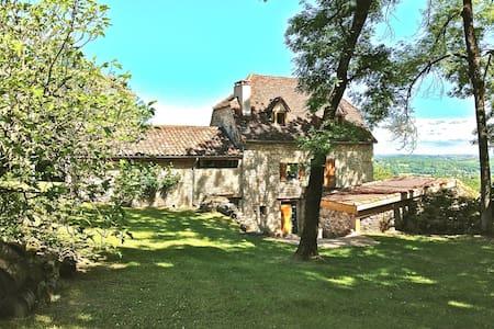 Chambre Vallée à 10 min de Figeac  - Figeac