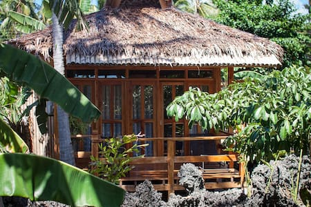 Keady Cottage - steps from the ocean (30 metres) - Rumah