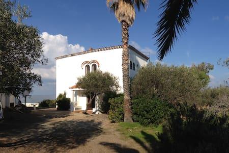 CEFALU' villa con spiaggia privata - Villa
