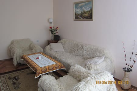 Apartment next to Central Station - Vratsa - Wohnung