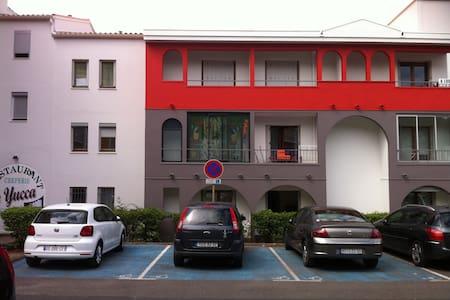 Studio 17m² RDC petite terrasse Lamalou-les-Bains - Lägenhet