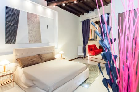 Ripetta flat-Spain/Popolo squares - Rome - Appartement