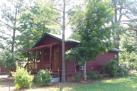Best Way Cabin Bed and Breakfast - Greenwood - Cabin