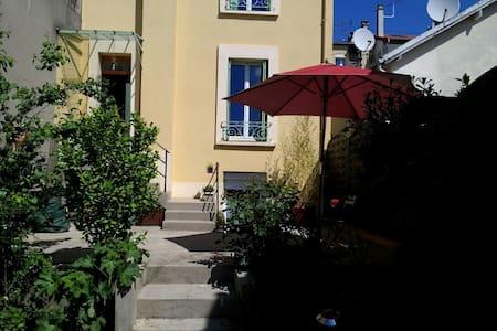 Gite des quatre ruelles - Fontenay-sous-Bois - House