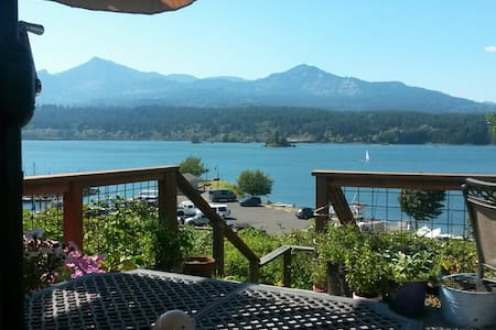 Cascade Locks - Home away from Home - Dom