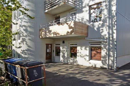 Reykjavík, apartment for couples