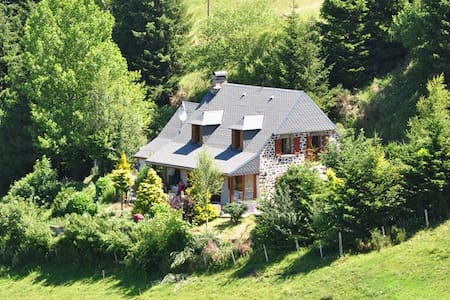 Farmhouse Auvergne Mountainview - Haus